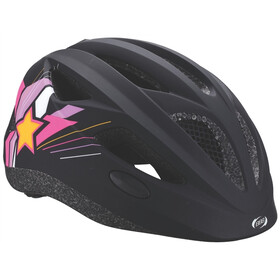 BBB Hero Flash Star BHE-48 Casque Enfant, matte black